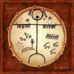 TENGRI-VLASTUR-Dance of the crow (album Icaros)