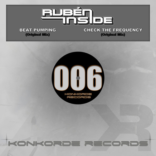 KR006 Rubén Inside - Check The Frequency (Original Mix)