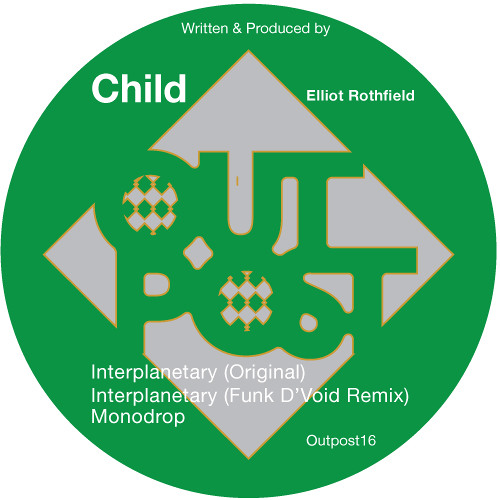 """Child """"Interplanetary"""" Soundcloud preview"""