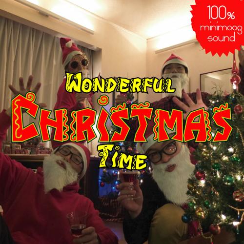 Wonderful Christmas Time (minimoog REMIX)