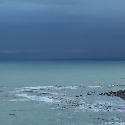 Field Recording Set #22b - Foaming white noise - the Pacific near Oamaru