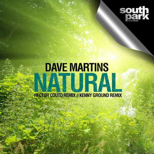 Dave Martins - Natural (Kenny Ground Remix) [Southpark Records]
