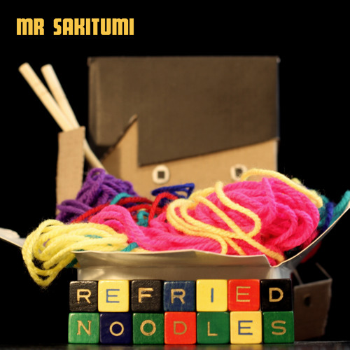 03 Full Muppet - Mix n Blend feat Mr Sakitumi on drums (secret asian mash) - Refried Noodles EP