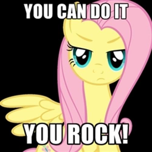 ALfiux - You Rock (feat. Fluttershy)