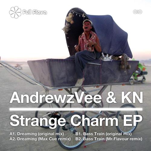 Andrewz Vee & KN - Bass Train (original mix) PREVIEW
