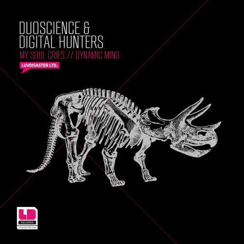 DuoScience & Digital Hunters - My Soul Cries / Dynamic Mind - LUVLTD003