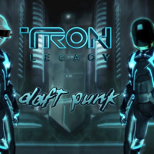 Daft Punk - The Grid (TronLegal OST CrazyShadyRMX)