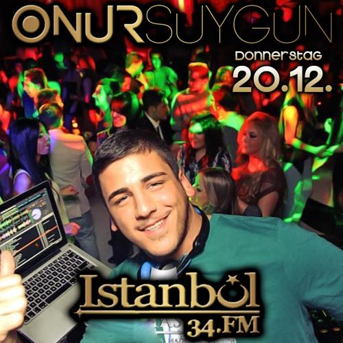 Istanbul34.FM presents ONUR SUYGUN Stuttgart