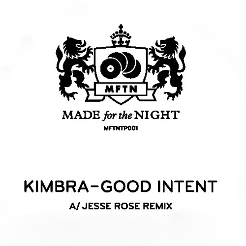 Kimbra - Good Intent (Jesse Rose Remix) FREE DOWNLOAD