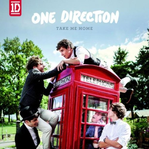 One Direction - Take Me Home Mix (2)