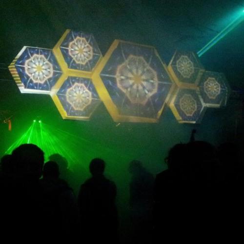 SPOOTNIK @ DVS+NIMATEK, Multi-System Bunker Rave 27-10-2012 Belgium