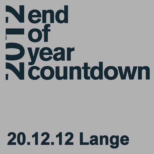 Lange - Afterhours EOYC 2012