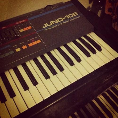 organic grooves (phone recording)