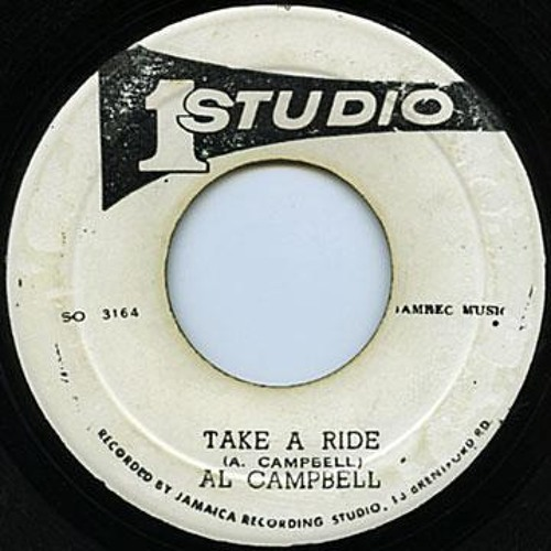Al Campbell-Take A Ride (Paulo Durrantez Re-Edit)