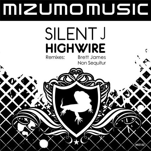 Silent J - HighWire (Non Sequitur Remix) - OUT NOW!!!