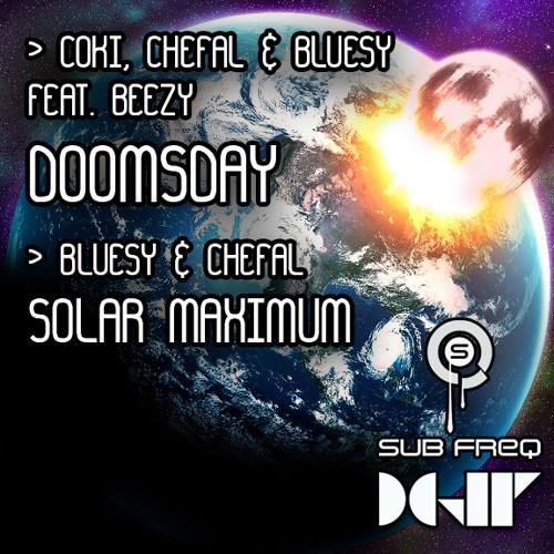 Coki, Chefal & Bluesy feat Beezy - Doomsday