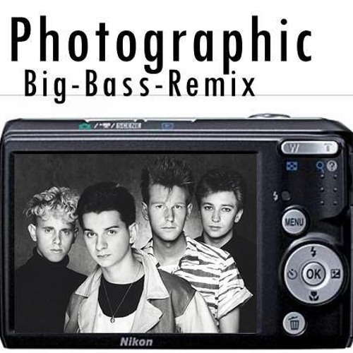 Depeche Mode - Photographic-bigbass-remix