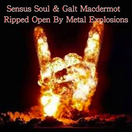Sensus Soul & Galt Macdermot - Ripped Open By Metal Explosions (Realist Edit)