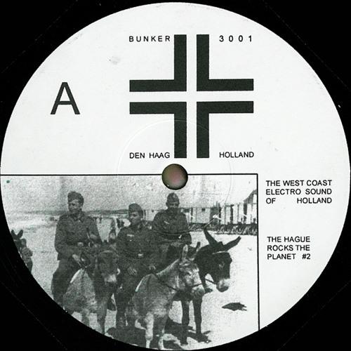 Bunker 3001 - The Hague Rocks The Planet #2, 1998