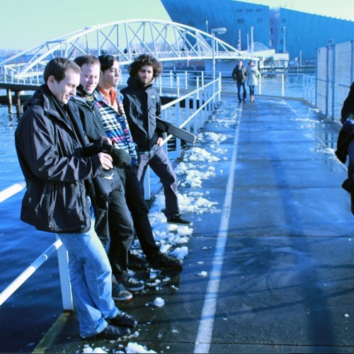 Mateusz Pulawski Amsterdam Quartet - Cold year in Amsterdam (promo)
