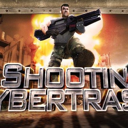 Shootin' Cybertrash XL - Boss Fight