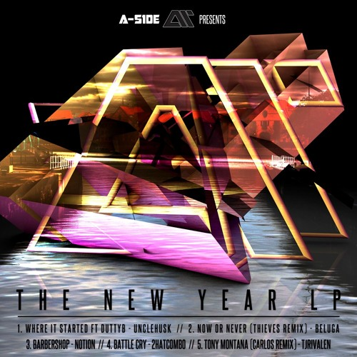 A - S1DE Presents : 'The New Years Free LP' Preview (Out December 31st)