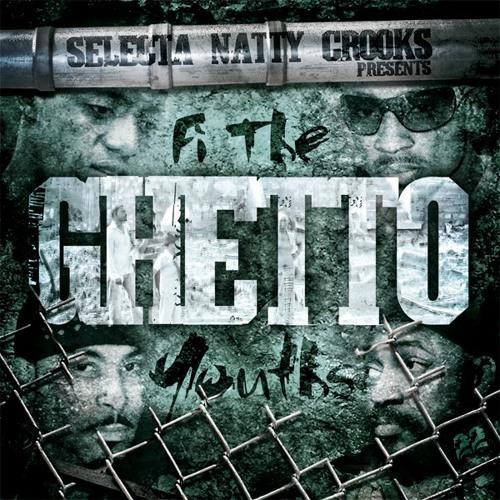 Selecta Natty Crooks - Fi The Ghetto Youths Dubplate Mix Vol.1 - 2012 - - 100% dubplate Mixtape