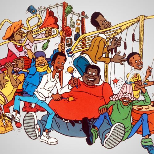 Fat Albert & The Crosby Kids - Fat Breaks
