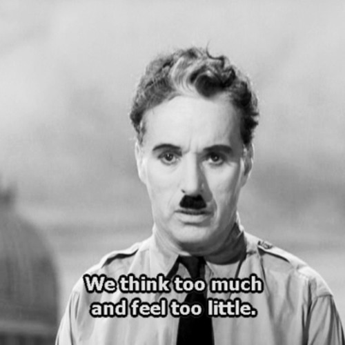 Charlie Says...