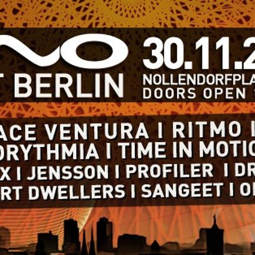 Sangeet@Iono Label Night Berlin 11-2012