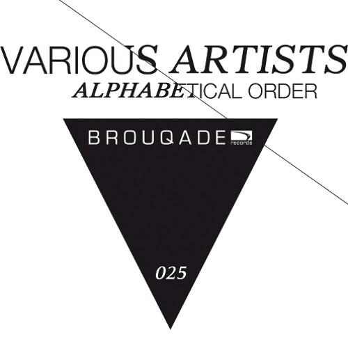 BQD025X Various Artists - Alphabetical Order
