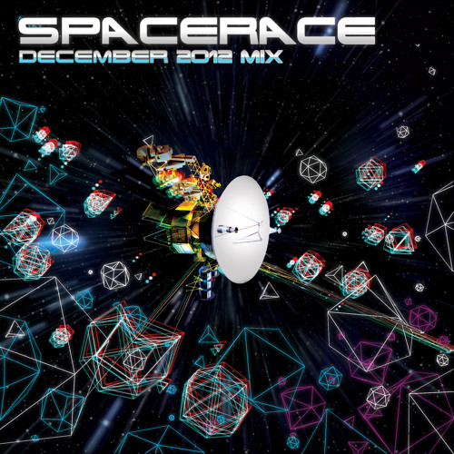 Spacerace December 2012 mix