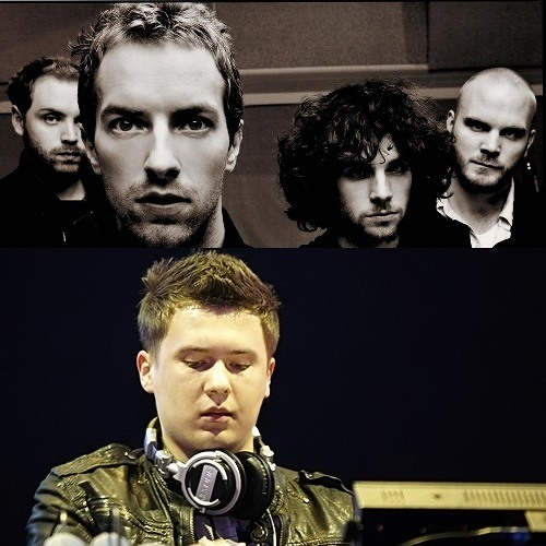 Arctic Moon vs. Coldplay - Every Teardrop Over Alice (Lorenzo Baldini Mashup)