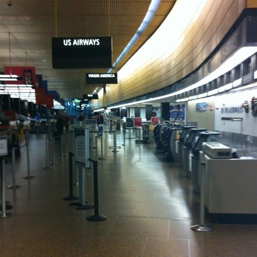 Airport dreaming and soul singing (at SeaTac)