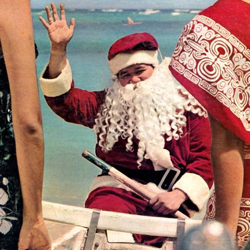 Monster Rally - Christmas in Dreamland (Santa's Hula)