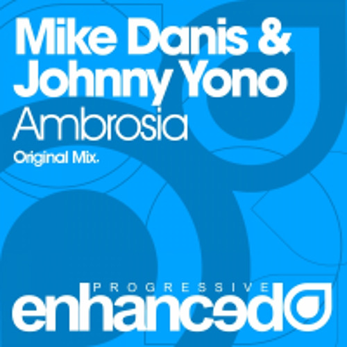 Mike Danis & Johnny Yono - Ambrosia (Original Mix) [A State Of Trance 590]