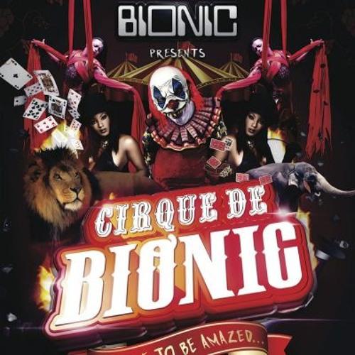 Joey Riot - Cirque De Bionic Promo Mix