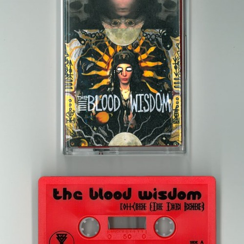 The Blood Wisdom - Claudia Rose Red (Fall / Rise (The Twin Inside) // Relic 023)