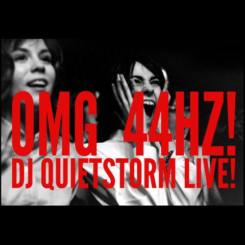 DJ Quietstorm - OMG 44Hz! - Live at Aoyama Hachi - Oct. 2012