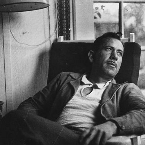 A Letter From John Steinbeck to Adlai Stevenson (written in November of 1959) read by RM.