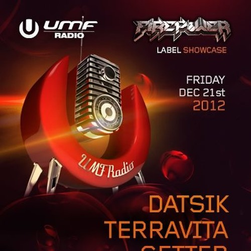 Datsik - UMF Firepower Showcase (Dec. 21st 2012)