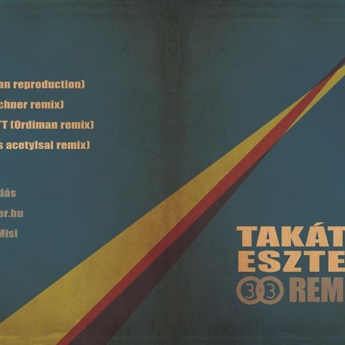 Takáts Eszter - Hotel (stro-B's acetylsal remix)