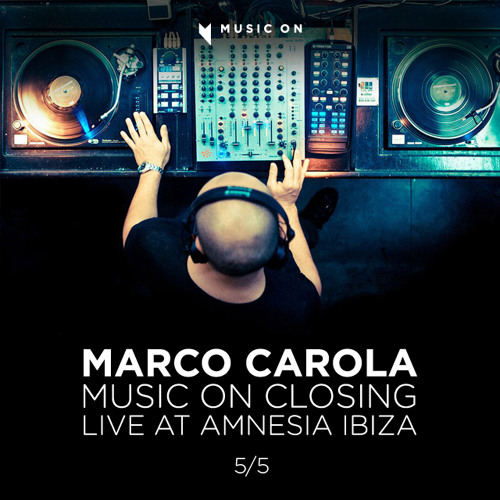 Marco Carola - Music On Closing - 28:09:12 Live at Amnesia Ibiza part 5:5