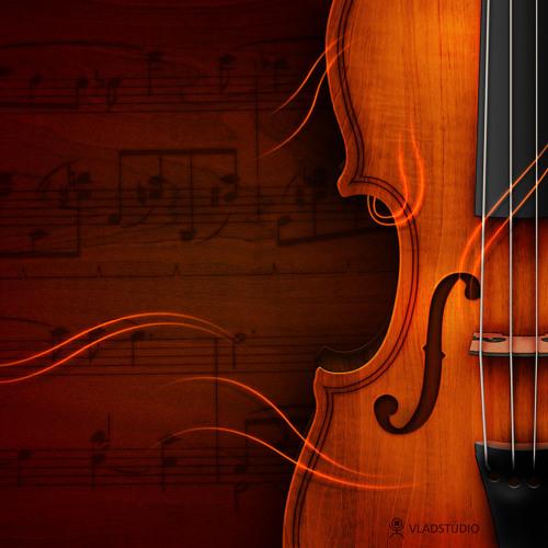 تقاسيم على الكمان