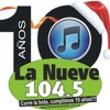 Jingle 3-Navidad La Nueve 104.5