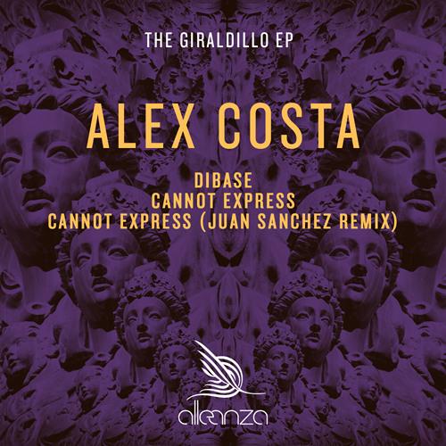 Alex Costa - The Giraldillo Ep (Alleanza)