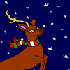"""O Holy Reindeer""  (with lyrics) 2011"