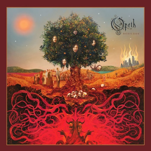 The Devil's Orchard (Instrumental) - Opeth Cover