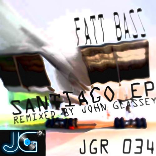 Fatt Bass-Santiago John Glassey Techno mix