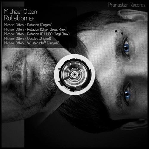 Michael Otten - Wüstenschiff - out now on Pranastar Records